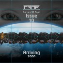 C3DE issue 10 is approaching in the near future