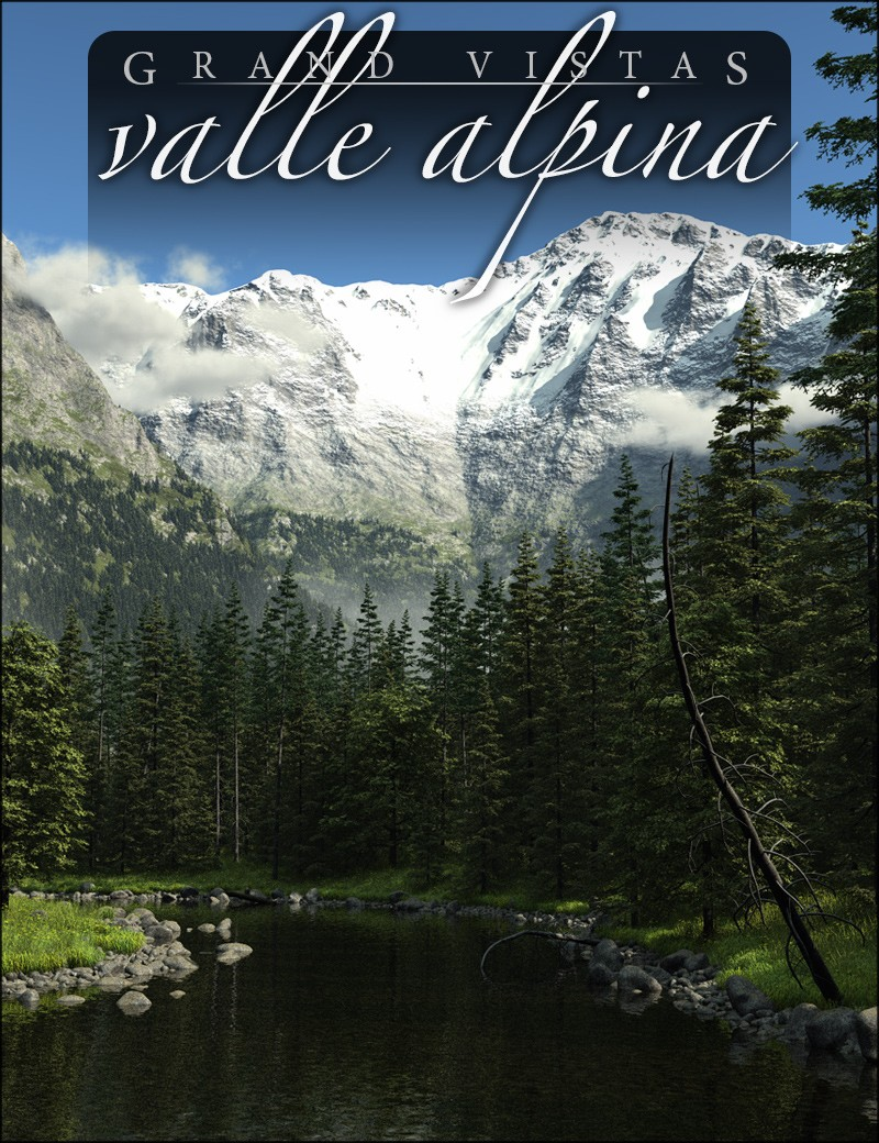 Valle Alpina by Howie Farkes on 30% intro sale, everything else is 50%