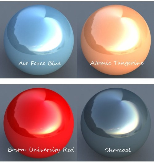 Carrara Latex Shaders set 1, 2 and 3 re-released for free! UPDATED