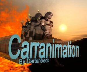 Carranimation Part 1 – Rotation of the Hip