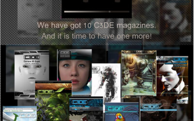 C3DE Issue 11 call for participation