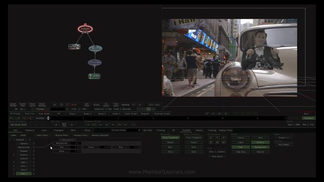 Mamba FX – affordable high end compositor