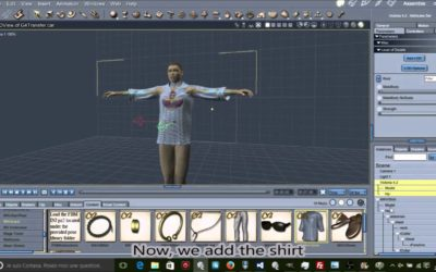 NoPokethrough plugin for Carrara, upcoming release by Philemo