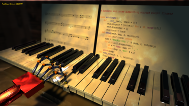 Contest: Carrara Challenge #31 Music For My Eyes